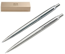 Parker Jotter Stainless Steel Set